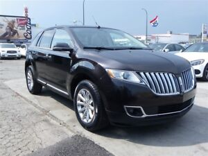 2013 Lincoln MKX AWD GPS LEATHER PANORAMIC-ROOF CAR-STARTER