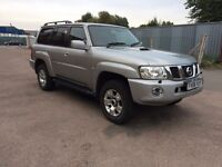 2006 Nissan Patrol 3.0D, FSH, New Tyres, Never had any accident
