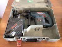 Bosch GBH 24VFR 24v volt Cordless Hammer Drill SDS Plus Tool