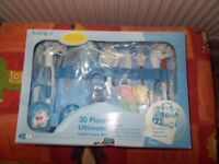 A SAFETY 1st 30 PIECE ULTIMATE INFANT CARE KIT, BRAND NEW