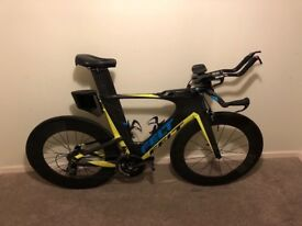 Felt triathlon bike