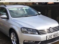2011 Passat estate 1.6 tdi long motd £30 road tax. Px or swap for van