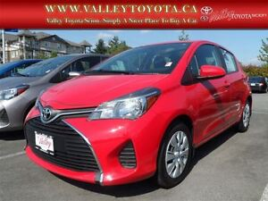 2015 Toyota Yaris LE Pre-Registered