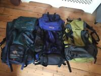 Backpacks Rucksacks