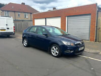 2008 Ford Focus 1.6 TDCI - Diesel - Blue - 5 Doors - MOT - £30 Tax/Year - Full History