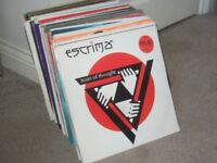"""110 x 12"""" Old Skool House / Dance Vinyl Records Collection 80's / 90's"""