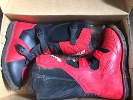 O'Neal Motocross Boots Size 6