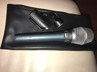 Microphone shure 87a beta is like new best brand and quality