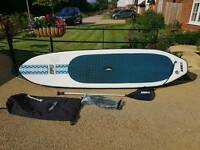 Jobe inflatable sup paddle board paddleboard
