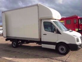 *** 2007 CRAFTER LUTON L.W.B CR 35 136 PSV TO DEC 2018 ***