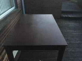 Mahogany Extendable Table and 4 matching chairs ! Mega Bargain:)