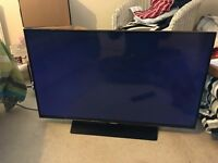 "Samsung H5500 40"" Smart HDTV Wifi - Spare or Repair"