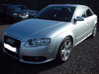 Audi A4 2.0 TDI S-Line 140 Bhp swap or sell