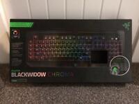 Razer Blackwidow Chroma Keyboard