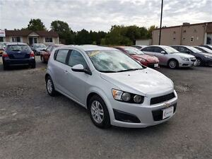 2012 Chevrolet Sonic LS - FREE WINTER TIRE PACKAGE - With the Pu London Ontario image 4