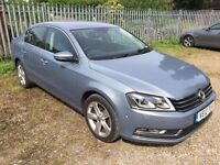 2012 Volkswagen Passat 2.0 TDI BlueMotion Tech SE