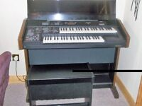 Technics EX 25 organ in very good condition