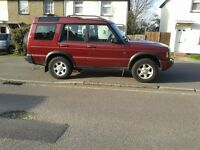 7 seater Landrover discovery (2003)