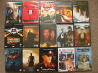 Job Lot of 49 Movies