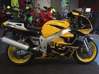 SUZUKI GSXR 600 SRAD *** Bikebitzuk ***