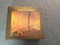 Tom Lehrer - Box set of 3 CDs