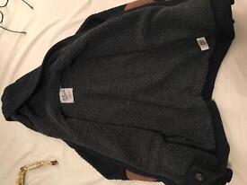 Men's Topman knitted hooded jumper