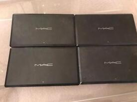 Genuine MAC COSMETICS pro eyeshadow palettes