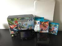 Wii U Mario Kart 8 Premium Pack with extras