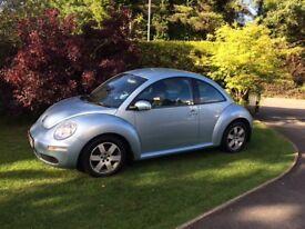 2007 Volkswagen Beetle Luna like new