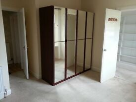 2nd Floor Flat to rent, unfurnished, 2 bedrooms (1 large, 1 box) - £320 per month (not incl. bills