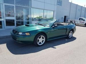 2002 Ford Mustang GT Convertible 4.6L New Top