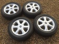Mini wheels - tyres and rims