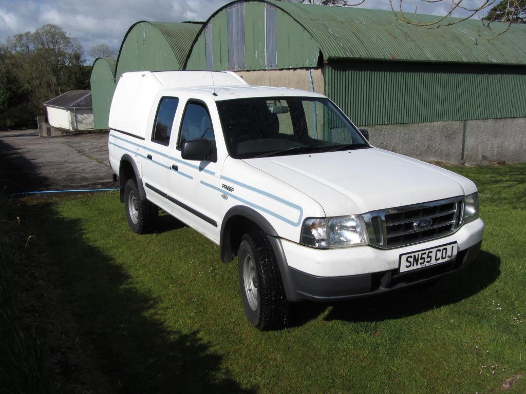 ford ranger pick up in killinchy county down gumtree. Black Bedroom Furniture Sets. Home Design Ideas
