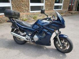 Yamaha, XJ, 2003, 892 (cc)