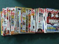 Magazines football Four Four Two