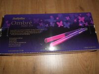 Babyliss Ombre Styler 235 Curling Tongs. New and unused