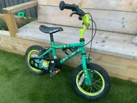 Child's Bike 12 inch Wheel 3-5 yr Old