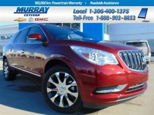 2017 Buick Enclave *Remote start! *Heated front seats! *XM 3 mon