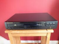 Vintage Marantz CD63 mk II cd player with quality dac and headphone amp