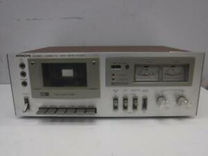 Vintage Hitachi Cassette Deck (Analog) - We Buy and Sell Vintage Audio at Cash Pawn! - 117316 - NR117405