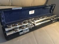 FLUTE wonderful condition Pearl super deluxe 62074