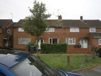 Three Bedroom, Terrace (House), Briar Close ||Putteridge, Luton LU2