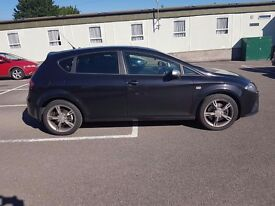Seat leon fr for sale, full service history