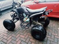 2008 Bashan200cc Road Legal Quad bike- 1500 mileage.