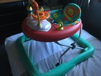 Baby walker for sale - in excellent condition