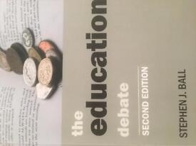 The Education Debate 2013 - Stephen Ball