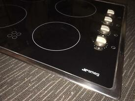 SMEG high end cooking electric hob in good working order
