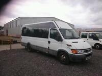 Iveco 19 seater mini bus 50c13