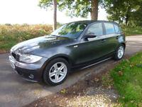 2005 BMW 120D SE - 2.0 DIESEL MANUAL - 5 DOOR HATCHBACK - METALLIC GREY