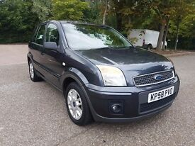 Ford Fusion 1.4 TDCi Zetec Climate 5dr £30 Road Tax,3 Months Warranty